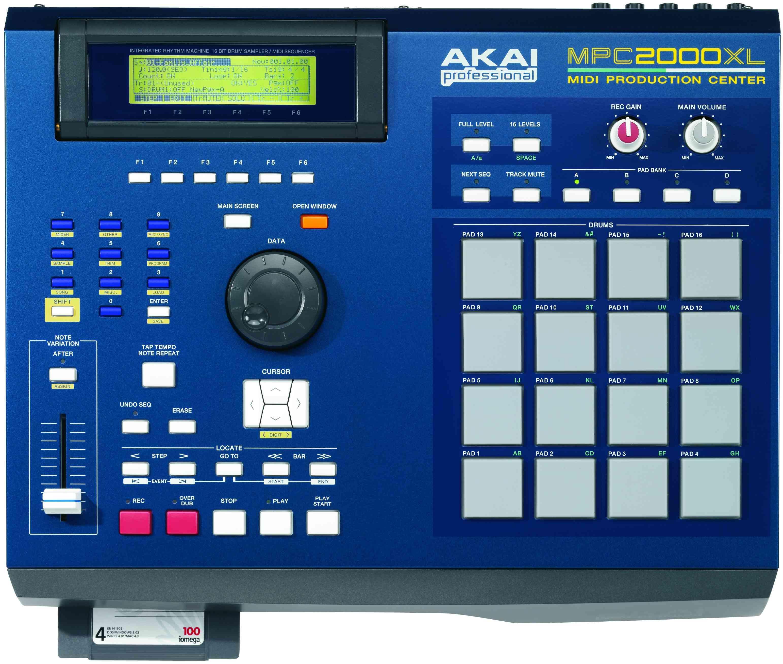 Akai Professional Mpc2000xl Manual Junglerutracker